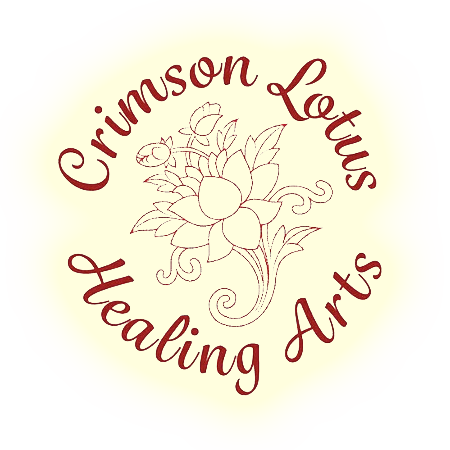 Crimson Lotus Healing Arts Logo